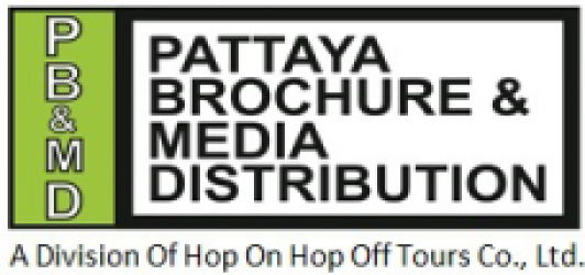Pattaya Brochure & Social Media Distribution